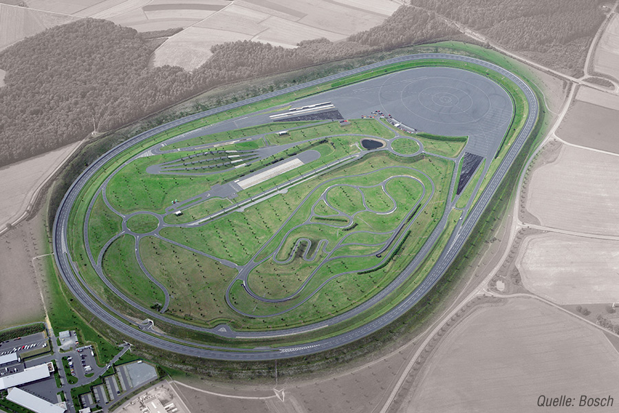 Bosch Proving Grounds